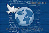 Isabella, CHRISTMAS SYMBOLS, corporate, paintings, globe, dove, blue(ITKE501468,#XX#) Symbole, Weihnachten, Geschäft, símbolos, Navidad, corporativos, illustrations, pinturas