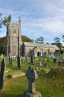 St Petroc's church, Lydford, Devon