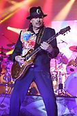 HOLLYWOOD FL - APRIL 19: Carlos Santana of Santana performs at the Hard Rock Events Center held at the Seminole Hard Rock Hotel & Casino on April 19, 2019 in Hollywood, Florida. : Credit Larry Marano © 2019