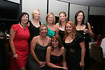 Catherine Staunton, Maura Quinn, Rosheen McGrath, Serena Andrews, Joanne Burke, Jenny Legg, Catherine Murphy and Sandra Nally at Catherine's 30th in Bru...Photo NEWSFILE/Jenny Matthews.(Photo credit should read Jenny Matthews/NEWSFILE)....This Picture has been sent you under the condtions enclosed by:.Newsfile Ltd..The Studio,.Millmount Abbey,.Drogheda,.Co Meath..Ireland..Tel: +353(0)41-9871240.Fax: +353(0)41-9871260.GSM: +353(0)86-2500958.email: pictures@newsfile.ie.www.newsfile.ie.FTP: 193.120.102.198.