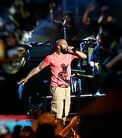 Common at the Welcome America Independence Day Concert July 2012