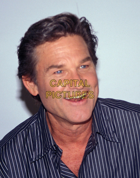 "KURT RUSSELL.""Sky High"" Photocall.July 2005.headshot portrait .www.capitalpictures.com.sales@capitalpictures.com.© Capital Pictures."