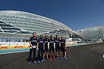 Race 19 UE, F1 Großer Preis von Abu Dhabi 2017