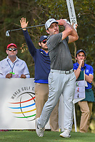Francesco Molinari (ITA) watches his tee shot on 16 during round 2 of the World Golf Championships, Mexico, Club De Golf Chapultepec, Mexico City, Mexico. 2/22/2019.<br /> Picture: Golffile | Ken Murray<br /> <br /> <br /> All photo usage must carry mandatory copyright credit (&copy; Golffile | Ken Murray)