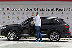 Felipe Reyes during the Audi Car delivery, at the basketball players of the Real Madrid. May 25,2016. (ALTERPHOTOS/Rodrigo Jimenez)