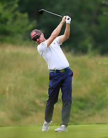 Mikko Korhonen (FIN) on the 11th tee during Round 1 of the D+D Real Czech Masters at the Albatross Golf Resort, Prague, Czech Rep. 31/08/2017<br /> Picture: Golffile | Thos Caffrey<br /> <br /> <br /> All photo usage must carry mandatory copyright credit     (&copy; Golffile | Thos Caffrey)