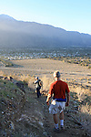 Hiking Palm Springs