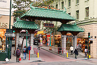 Chinatown, San Francisco, California