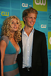Hellcats Ashley Tisdale and Matt Barr at The CW Upfront 2010 green carpet arrivals on May 20, 2010 at Madison Square Gardens, New York, New York. (Photo by Sue Coflin/Max Photos)
