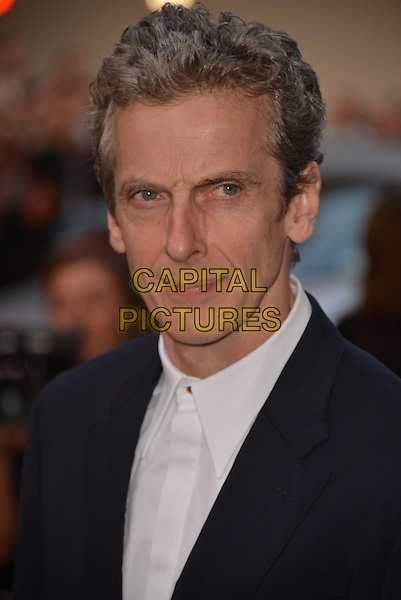 LONDON, ENGLAND SEPTEMBER 02: Peter Capaldi attends the GQ Men of the Year 2014 awards in association with Hugo Boss at The Royal Opera House on September 2, 2014 in London, England.<br /> CAP/PL<br /> &copy;Phil Loftus/Capital Pictures