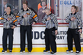 Tim Benedetto, Tom Fyrer, Tommy George, Pat Turcotte - The Boston College Eagles defeated the visiting Colorado College Tigers 4-1 on Friday, October 21, 2016, at Kelley Rink in Conte Forum in Chestnut Hill, Massachusetts.The Boston College Eagles defeated the visiting Colorado College Tiger 4-1 on Friday, October 21, 2016, at Kelley Rink in Conte Forum in Chestnut Hill, Massachusett.