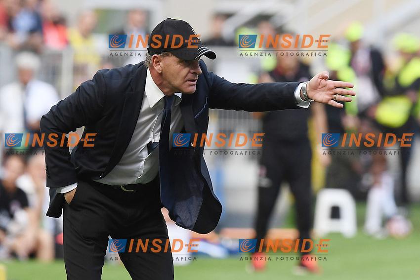Giuseppe Iachini<br /> Milano 11-09-2016 Stadio Giuseppe MeazzaFootball Calcio Serie A 2016/2017 Milan-Udinese. Foto Daniele Buffa / Image Sport / Insidefoto