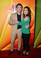 01 August  2017 - Studio City, California - Billy Flynn, Kristian Alfonso.  2017 Summer TCA Tour - CBS Television Studios' Summer Soiree held at CBS Studios - Radford in Studio City. Photo Credit: Birdie Thompson/AdMedia