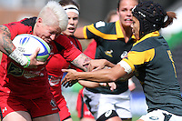 World Rugby Women's Sevens Series, London, Day 1, 15th May 2015