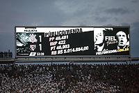 SÃO PAULO, SP 21.04.2019: CORINTHIANS-SÃO PAULO - Recorde de público na Arena Corinthians. Corinthians e São Paulo durante o jogo de volta, válido pela final do Campeonato Paulista na Arena Corinthians, zona leste da capital, na tarde deste domingo (21). (Foto: Ale Frata/Codigo19)