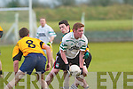 Ballyduff v Asdee at Ballduff on Sunday.   Copyright Kerry's Eye 2008