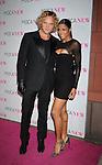 LOS ANGELES, CA. - November 14: Designer Peter Dundas and singer Ciara arrive at the MOCA NEW 30th anniversary gala held at MOCA on November 14, 2009 in Los Angeles, California.