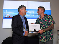 MITO/Centreport Stevedore Awards at Wellington Museum in Wellington, New Zealand on Tuesday, 5 March 2019. Photo: Dave Lintott / lintottphoto.co.nz