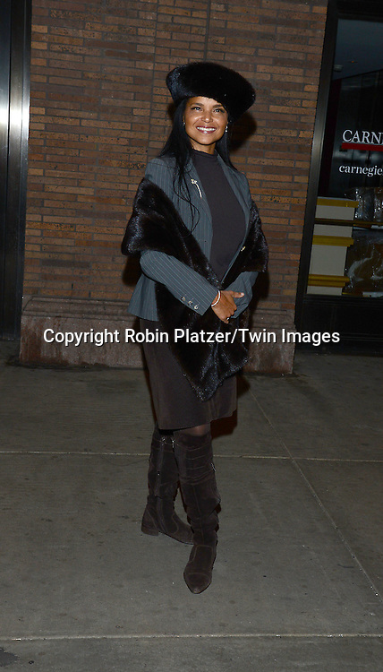 Victoria Rowell attends the Glamour Women of the Year Awards on November 10, 2014 at Carnegie Hall in New York City. <br /> <br /> photo by Robin Platzer/Twin Images<br />  <br /> phone number 212-935-0770