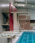 McCorkle Aquatic Pavilion at The Ohio State University Recreation & Physical Activity Center (RPAC) | Antoine Predock & Moody Nolan