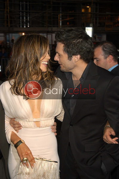 Kate Beckinsale and Len Wiseman