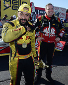 J.R. Todd, DHL, Funny Car, Camry