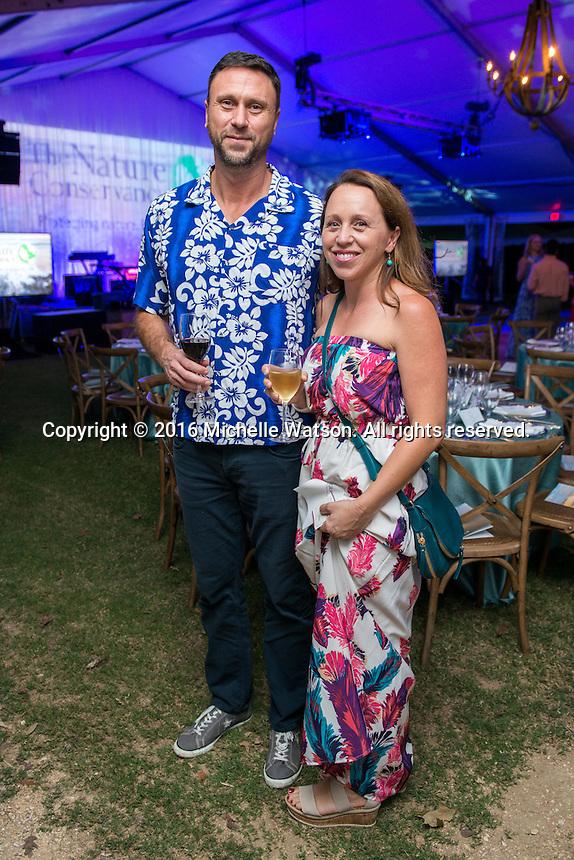 The Nature Conservancy Texas Toast the Coast Gala at the Houston Polo Club