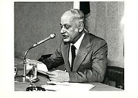 Rene Levesque , 13 devrier 1979