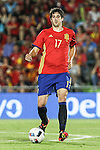 Spain's Mikel San Jose during the up match between Spain and Georgia before the Uefa Euro 2016.  Jun 07,2016. (ALTERPHOTOS/Rodrigo Jimenez)