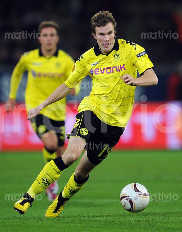 FUSSBALL   EUROPA LEAGUE   SAISON 2010/2011   GRUPPE J Borussia Dortmund - FC Paris Saint Germain       21.10.2010 Kevin GROSSKREUTZ (Borussia Dortmund)