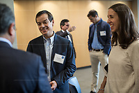 Portraits and B Roll images at Duke University Fuqua School of Business in Durham, NC Monday, April 23, 2018. (Justin Cook for Rotarian Magazine)