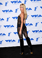 Hailey Baldwin in the press room for the 2017 MTV Video Music Awards at The &quot;Fabulous&quot; Forum, Los Angeles, USA 27 Aug. 2017<br /> Picture: Paul Smith/Featureflash/SilverHub 0208 004 5359 sales@silverhubmedia.com