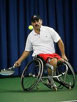 17-11-07, Netherlands, Amsterdam, Wheelchairtennis Masters 2007, Kruszelnicki