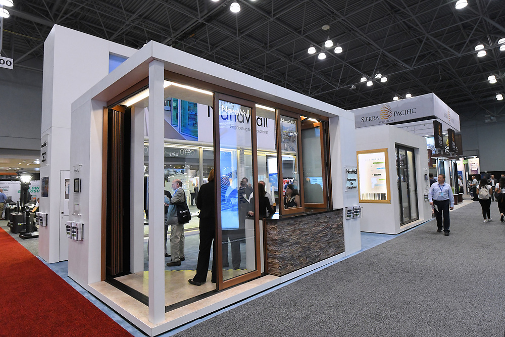 Exhibition Booth Photography : Aia conference at the javits center david gordon
