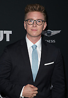 HOLLYWOOD, CA - AUGUST 10: Tyler Oakley, at OUT Magazine's Inaugural POWER 50 Gala & Awards Presentation at the Goya Studios in Los Angeles, California on August 10, 2017. Credit: Faye Sadou/MediaPunch