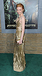 Eleanor Tomlinson at the Premiere of Jack The Giant Slayer, held at TCL Chinese Theater in Los Angeles, CA. February 26, 2013