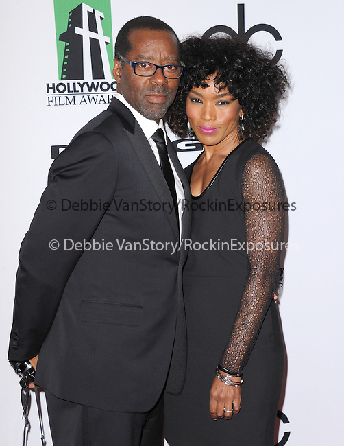 Angela Bassett attends The 17th Annual Hollywood Film Awards held at The Beverly Hilton Hotel in Beverly Hills, California on October 21,2012                                                                               © 2013 Hollywood Press Agency