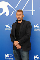 Belgian actor Matthias Schoenaerts attends a photo call for the movie 'Le Fidele' at the 74th Venice Film Festival on September 8, 2017 in Venice, Italy.<br /> UPDATE IMAGES PRESS/Marilla Sicilia<br /> <br /> *** ONLY FRANCE AND GERMANY SALES ***
