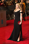 London, UK. 14 February 2016. Actress Kate Winslet. Red carpet arrivals for the 69th EE British Academy Film Awards, BAFTAs, at the Royal Opera House. © Vibrant Pictures/Alamy Live News
