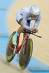 Pang Yao of the IND competes in the Women Elite - Individual Pursuit Final category during the Hong Kong Track Cycling National Championships 2017 at the Hong Kong Velodrome on 18 March 2017 in Hong Kong, China. Photo by Chris Wong / Power Sport Images