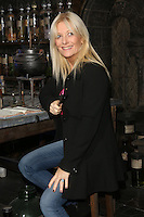 Gaby Roslin as Harry Potter studio tour opens the new Dark Arts fixture, Watford. 14/10/2014 Picture by: James Smith / Featureflash