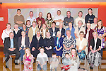 GOLDEN: Family and friends celebrated with Sr Fidelis O'Connor (seated centre), at the Ballyroe Heights Hotel, Tralee on Sunday to mark her Golden Jubilee..