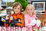 Pictured at the Duagh parish festival on Sunday was: Harry and Brona O'Connor of Brona Chocolates, Listowel.