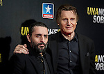 Jaume Collet-Serra and Liam Neeson