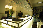 Bocca Restaurant in Lisbon, Portugal, is a fine-dining establishment working toward a Michelin Star.
