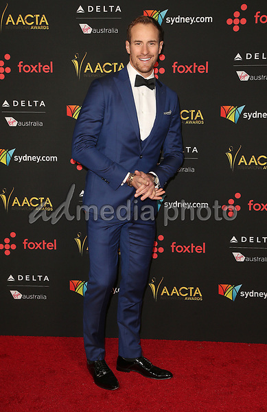 05 January 2018 - Hollywood, California - Joel Jackson. 7th AACTA International Awards held at Avalon Hollywood. Photo Credit: F. Sadou/AdMedia
