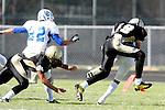 Palos Verdes, CA 09/18/09 - Kai Nelson (#33) Austin Smith (#18)