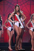 SAO PAULO, 11 DE AGOSTO DE 2012. MISS SAO PAULO 2012. A Miss Jau,Francine Pantaleao, desfila de maio durante o concurso Miss Sao Paulo na noite deste sabado. FOTO - ADRIANA SPACA BRAZIL PHOTO PRESS