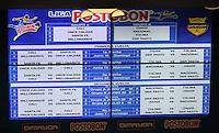 BOGOTA - COLOMBIA - 3 -06 -2013: Sorteo Cuadrangulares Finales  de la Liga Postobon I.Estadio El Campin (Foto: VizzorImage / Felipe Caicedo / Staff).  Foursquare Sweepstakes Finals Postobon League I. El Campin stadium .<br /> VizzorImage / Felipe Caicedo / Staff