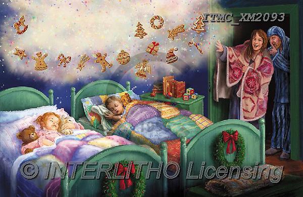 Marcello, CHRISTMAS CHILDREN, WEIHNACHTEN KINDER, NAVIDAD NIÑOS, paintings+++++,ITMCXM2093,#XK#